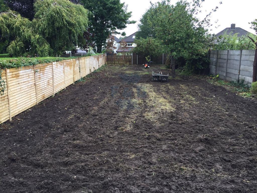 Gardening Northampton